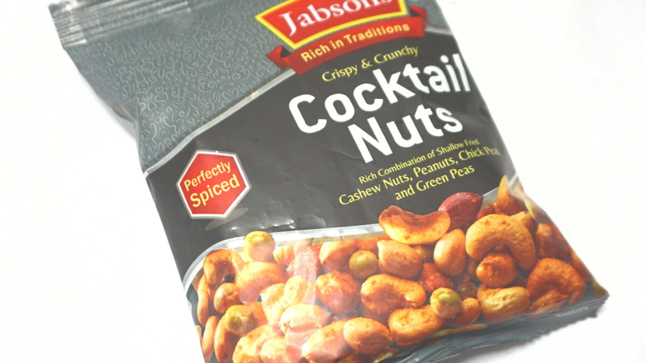 cocktail nuts シンガポール土産
