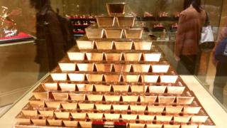 ハウステンボスの黄金の館 レビュー