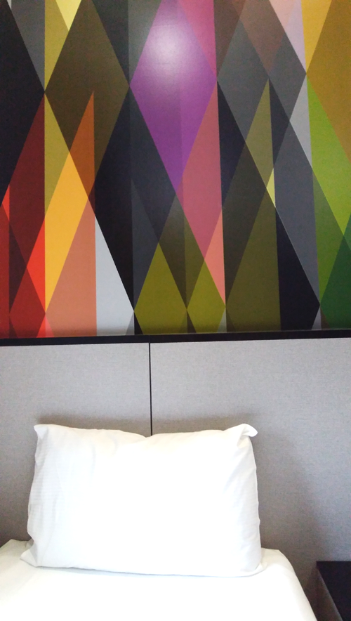 HOTEL MI ホテル・ミの宿泊レビュー・シンガポール