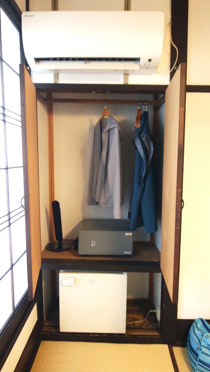 柳屋 大分 o-ita・別府 beppu・鉄輪温泉・湯治の宿 本館 和室 4.5畳