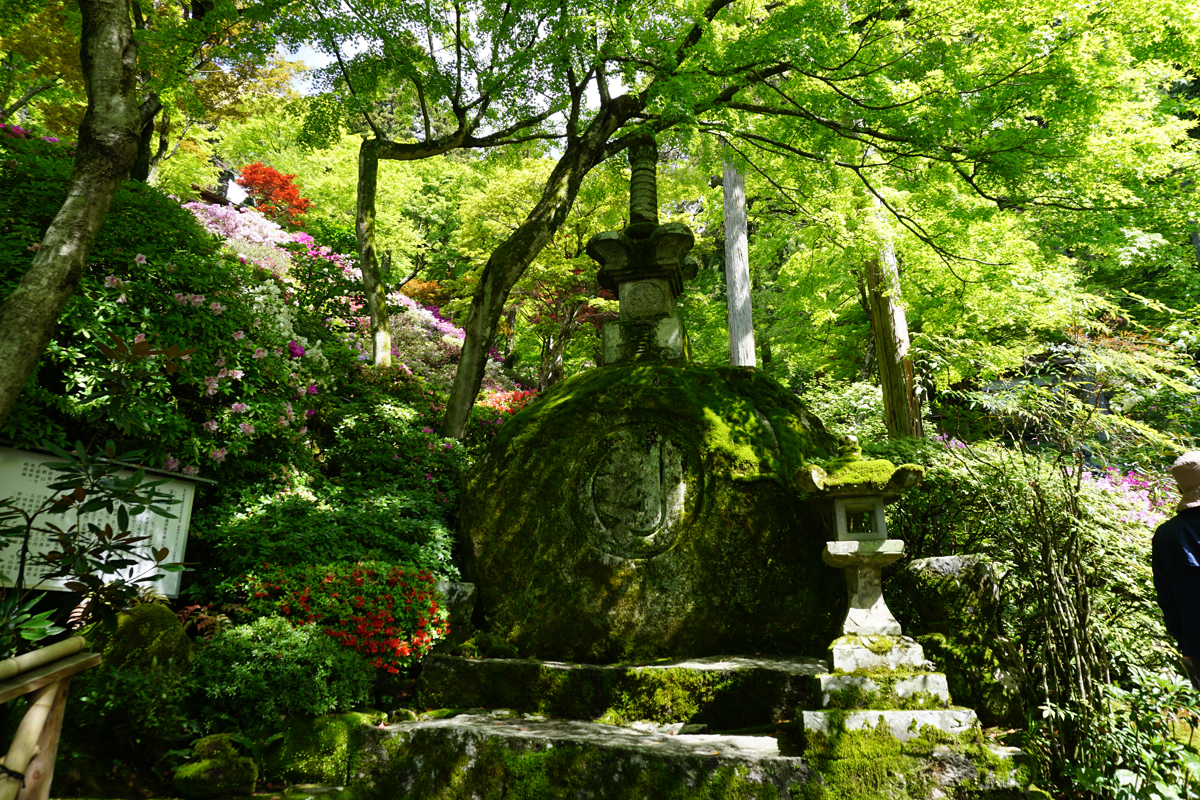大興善寺 八万四千最初の塔